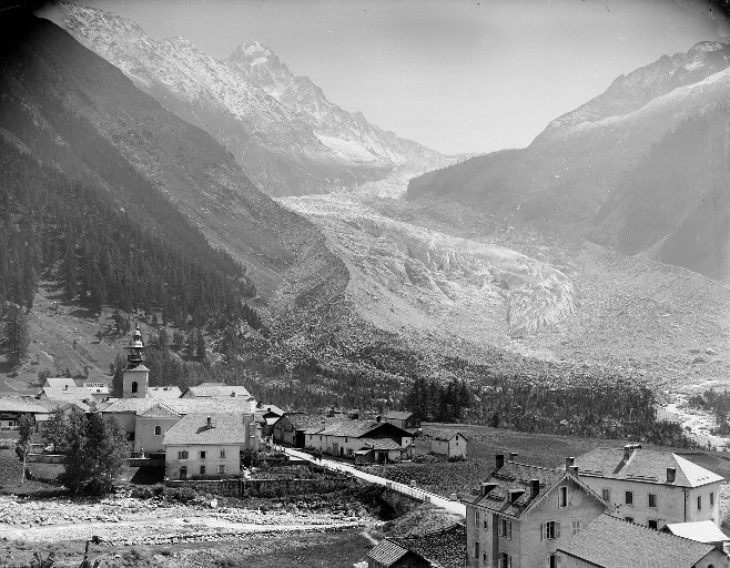 Chamonix early 1900s?